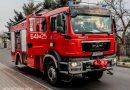 Pożar piwnicy na ul. Osiedlowej. Jedna osoba poszkodowana!