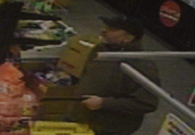 Wolsztyn – Policjanci poszukują podejrzewanego o przywłaszczenie pieniędzy.