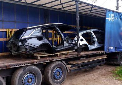 Policjanci zlikwidowali dziuplę samochodową!