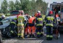 Obywatel Ukrainy ukradł samochód i spowodował wypadek! 29-latka w ciężkim stanie!