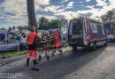 Bus uderzył w drzewo! Kierowca z obrażeniami trafił do szpitala!