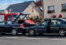 Zderzenie 3 pojazdów w Siedlcu!