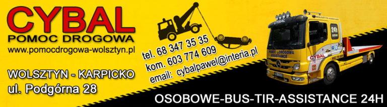Cybal pomoc drogowa